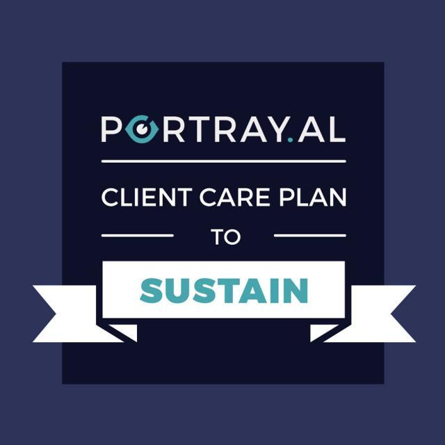 portrayal_sustain_client_care_plan